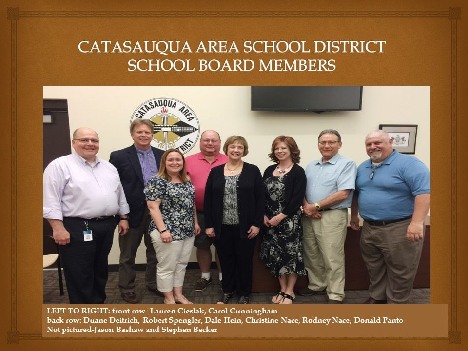 Catasauqua Area School District School Board Members