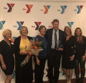 CASD Board YMCA Award